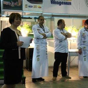 The Culinary Cup of Bulgaria 2012