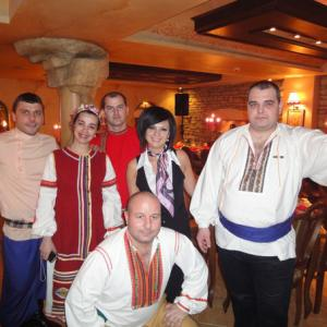 Russian Night! Veliko Tarnovo Russian night!